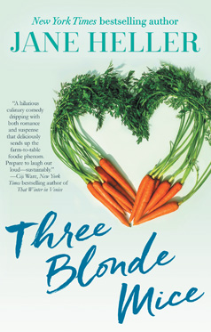 Three Blonde Mice book cover