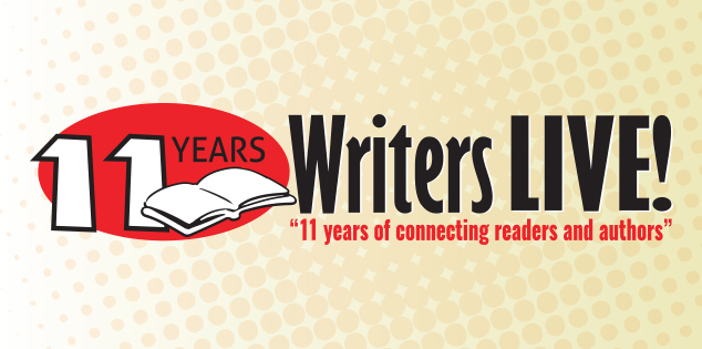 Writers LIVE! Logo